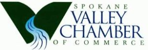 Spokane Valley Chamber of Commerce Logo