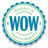 Washington Operator Workshop Logo WOW